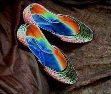 Обувь и её использование в магии