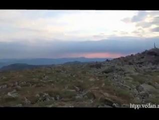 Обряд очищения Матери Земли на горе Иримель 2015 г.
