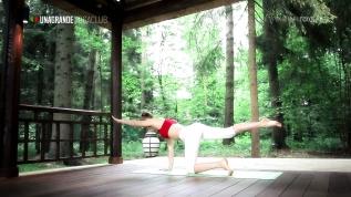 Йога для похудения за 30 минут (II) — второй уровень.