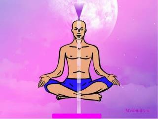 Работа с седьмой чакрой Сахасрара