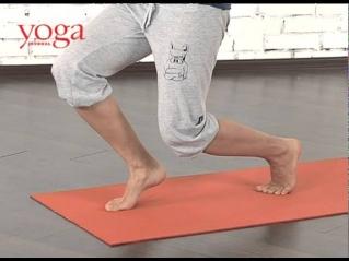Дживамукти йога. Коплекс упражнений для начинающих.