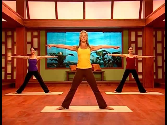 Йога для похудения. Дениз Остин. Видео