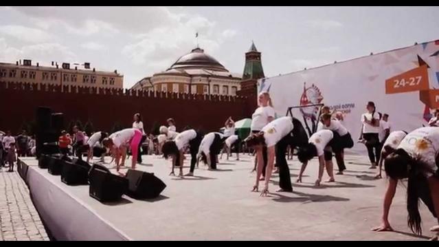 Бикрам Йога (Горячая йога) на Красной площади