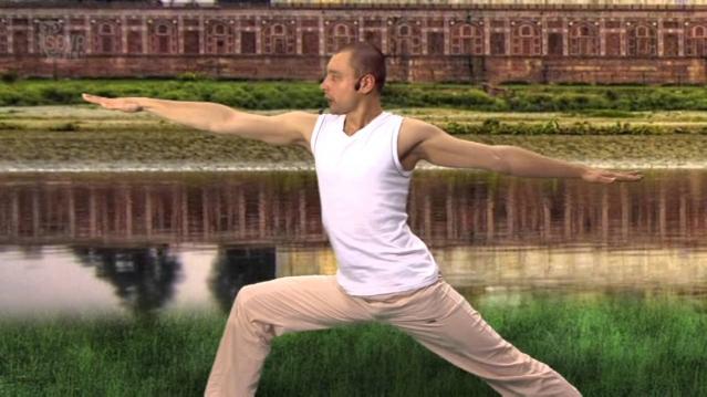 Силовая йога. Продвинутый уровень