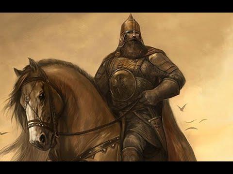 Символ Бога Велеса. Языческая магия. Герой былин и легенд Илья Муромец.