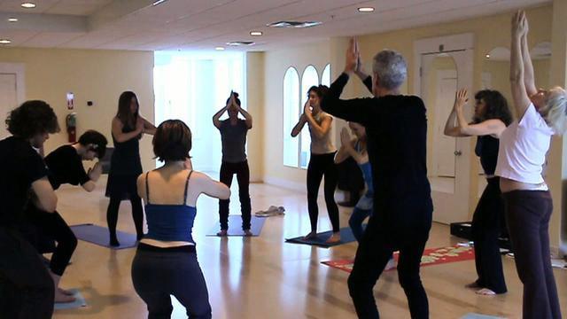 Kripalu Yoga Dance