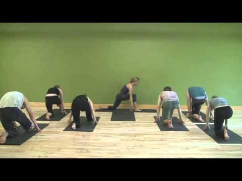 Moderate Kripalu Yoga Vinyasa Flow Class with Coby Kozlowski