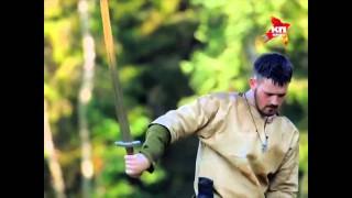 Михаил Задорнов начал съемки фильма о Вещем Олеге (авторы видео: Александр Мешков, Иван Вислов).